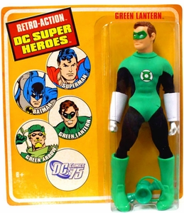 DC Universe World's Greatest Super Heroes Retro Series 1 Action Figure Green Lantern [Hal Jordan]