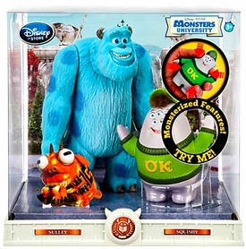 Disney / Pixar Monsters University Exclusive 6 Inch Action Figure 2-Pack Sulley & Squishy