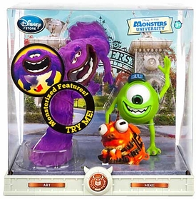 Disney / Pixar Monsters University Exclusive 6 Inch Action Figure 2-Pack Art & Mike