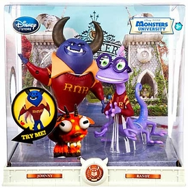 Disney / Pixar Monsters University Exclusive 6 Inch Action Figure 2-Pack Johnny & Randy