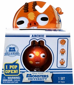 Disney / Pixar Monsters University Roll-a-Scare Figure Archie
