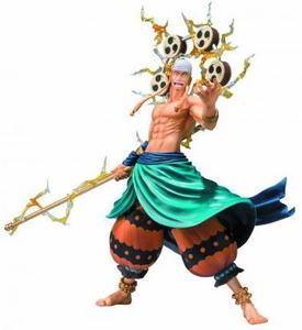 One Piece Figuarts Zero Figure Enel Pre-Order ships March
