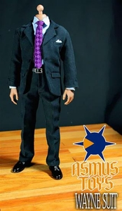 Asmus Toys 1/6 Scale Clothing Set Wayne Suit
