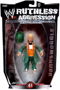 WWE Wrestling Ruthless Aggression Series 41 Action Figure Hornswoggle