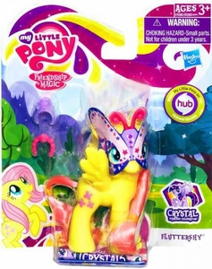 My Little Pony Masquerade Figure Fluttershy Pre-Order ships April