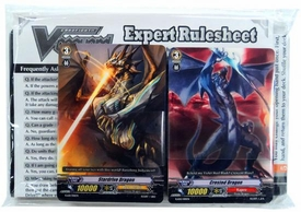 Cardfight Vanguard ENGLISH Flash Fight Deck Set BLOWOUT SALE!