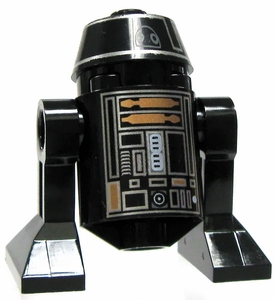 LEGO Star Wars LOOSE Mini Figure R5-J2 [Black Dome]