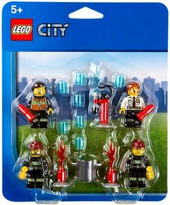 LEGO City Accessory Set #850618 Firefighters