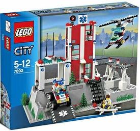LEGO City Set #7892 Hospital