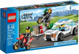 LEGO City Set #60042 High Speed Police Chase
