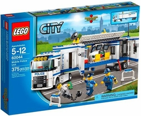 LEGO City Set #60044 Mobile Police Unit