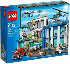 LEGO City Set #60047 Police Station