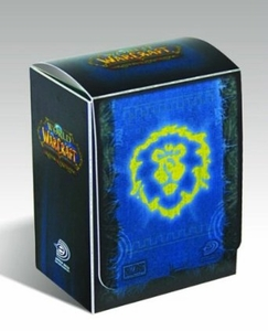 Ultra Pro World of Warcraft WoW Card Supplies Alliance Deck Box