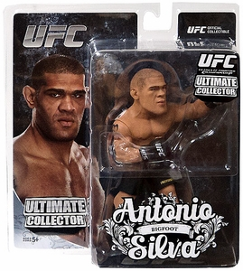 Round 5 UFC Ultimate Collector Series 13 Action Figure Antonio Silva