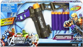 Marvel Avengers Assemble Roleplay Toy Hawkeye Bow New!