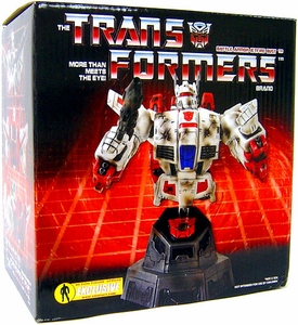 Diamond Select Transformers Exclusive Bust Battle Armor Jetfire Only 600 Made!