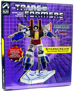 Transformers Palisades Toys Exclusive Limited Edition Mini Statue Thundercracker [135 of 300]