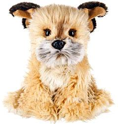 Webkinz Signature Deluxe Plush Figure Border Terrier