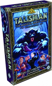 Talisman Board Game The Blood Moon Expansion