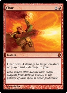 Magic: The Gathering From the Vault: Twenty Single Card Red Mythic Rare #14 Char