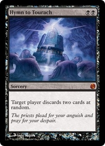 Magic: The Gathering From the Vault: Twenty Single Card Black Mythic Rare #3 Hymn to Tourach