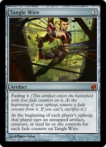 Magic: The Gathering From the Vault: Twenty Single Card Artifact Mythic Rare #8 Tangle Wire
