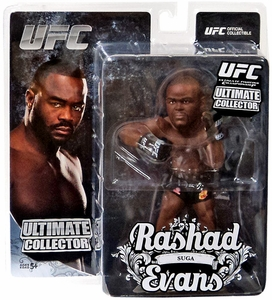 Round 5 UFC Ultimate Collector Series 13 Action Figure Rashad Evans