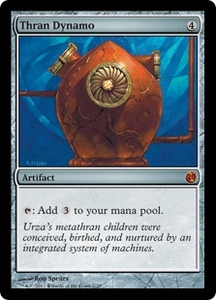 Magic: The Gathering From the Vault: Twenty Single Card Artifact Mythic Rare #7 Thran Dynamo