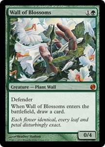 Magic: The Gathering From the Vault: Twenty Single Card Green Mythic Rare #6 Wall of Blossoms