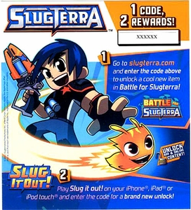 Slugterra Game Code [2 Online Rewards]