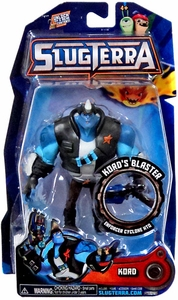 Slugterra 4 Inch Action Figure Kord