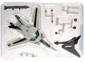 Macross 1/144 Scale Chara-Works Vol. 2 Green Stripe VF-1A Valkyrie