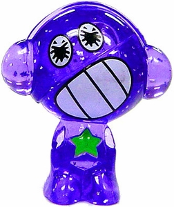 Crazy Bones Gogo's Series 2: Evolution LOOSE Single Figure #32 Popo Cosmic Colors!