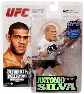 Round 5 UFC Ultimate Collector Series 13 LIMITED EDITION Action Figure Antonio Silva