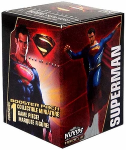 Man of Steel HeroClix Marquee Figure Superman