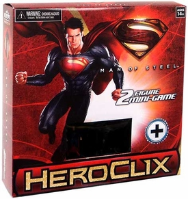 Man of Steel HeroClix Mini Game