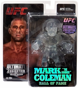 Round 5 UFC Ultimate Collector Series 13 LIMITED EDITION Action Figure Mark Coleman [HOF]