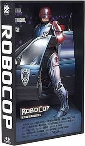 McFarlane Toys Pop Culture Masterworks 3-D Movie Poster Robocop