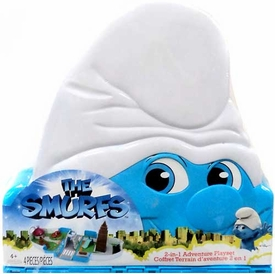 The Smurfs Movie 2-in-1 Adventure Playset