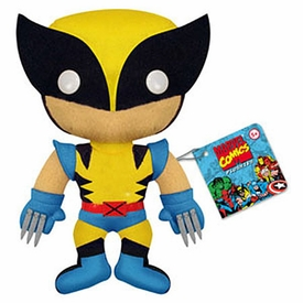 Funko Marvel Plush Figure Wolverine