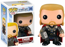 Funko POP! Thor 2 Dark World Vinyl Figure Thor 2