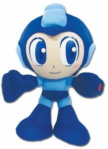 Mega Man 10 Plush Figure Mega Man