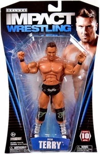 TNA Wrestling Deluxe Impact Series 10 Action Figure Rob Terry