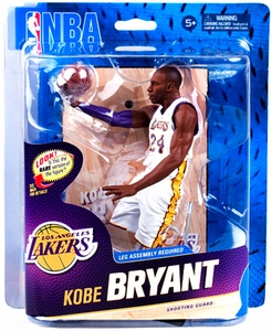 McFarlane Toys NBA Sports Picks Series 23 Action Figure Kobe Bryant (Los Angeles Lakers)