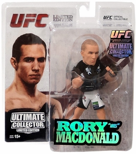Round 5 UFC Ultimate Collector Series 13 LIMITED EDITION Action Figure Rory MacDonald