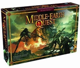 Fantasy Flight Board Game Middle-Earth Quest