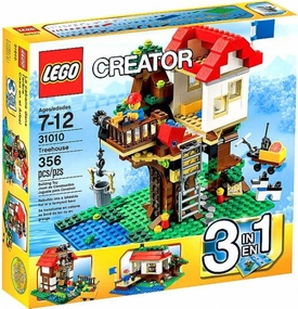 LEGO Creator Set #31010 Treehouse