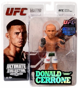 Round 5 UFC Ultimate Collector Series 13.5 LIMITED EDITION Action Figure Donald Cerrone Only 1,000 Made!