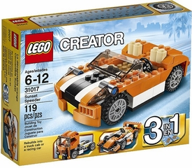 LEGO Creator Set #31017 Sunset Speeder