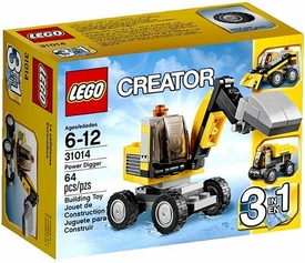 LEGO Creator Set #31014 Power Digger